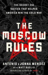 Omslag - The Moscow Rules