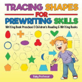 Omslag - Tracing Shapes for Prewriting Skills