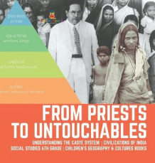 From Priests to Untouchables - Understanding the Caste System - Civilizations of India - Social Studies 6th Grade - Children's Geography & Cultures Books av Baby Professor (Innbundet)