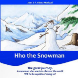 Omslag - Hho the Snowman (Color Edition)