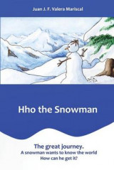 Omslag - Hho the Snowman