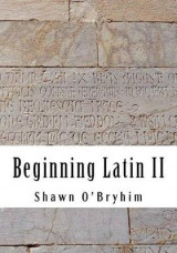 Omslag - Beginning Latin II