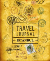 Omslag - Travel Journal Istanbul