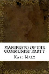 Omslag - Manifesto of the Communist Party