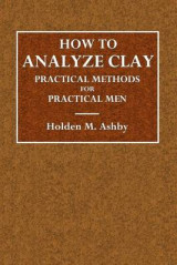Omslag - How to Analyze Clay