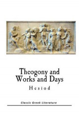Omslag - Theogony and Works and Days