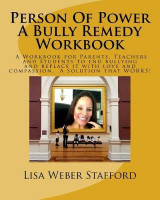 Omslag - Person of Power - Bully Remedy Workbook
