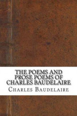 Omslag - The Poems and Prose Poems of Charles Baudelaire