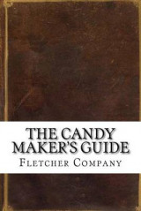 Omslag - The Candy Maker's Guide