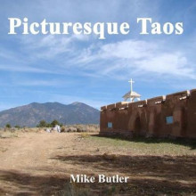 Picturesque Taos av Mike Butler (Heftet)