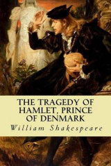 Omslag - The Tragedy of Hamlet, Prince of Denmark