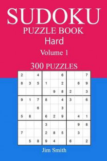 300 Hard Sudoku Puzzle Book av Jim Smith (Heftet)