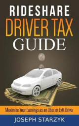 Omslag - Rideshare Driver Tax Guide