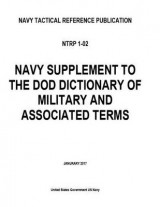 Omslag - Navy Tactical Reference Publication Ntrp 1-02 Navy Supplement to the Dod Dictionary of Military and Associated Terms January 2017