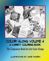 Omslag - Color-Along a Variety Coloring Book Volume 4