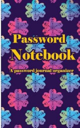 Omslag - Password Notebook