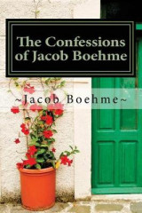 Omslag - The Confessions of Jacob Boehme