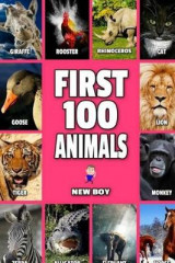 Omslag - First 100 Animals