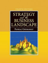 Omslag - Strategy and the Business Landscape