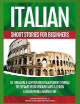 Omslag - Italian Short Stories for Beginners