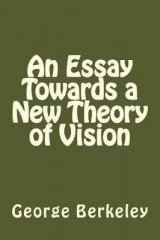 Omslag - An Essay Towards a New Theory of Vision