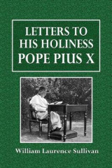 Omslag - Letters to His Holiness Pope Pius X