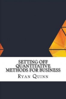Setting Off Quantitative Methods for Business av Ryan Quinn (Heftet)