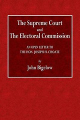 Omslag - The Supreme Court and the Electoral Commission
