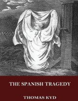 Omslag - The Spanish Tragedy