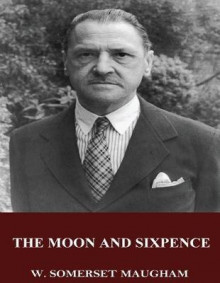The Moon and Sixpence av W Somerset Maugham (Heftet)