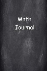 Omslag - Math Journal
