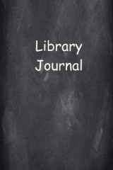 Omslag - Library Journal