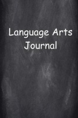 Omslag - Language Arts Journal