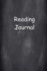 Omslag - Reading Journal