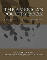 Omslag - The American Poultry Book