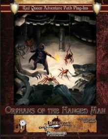Orphans of the Hanged Man av Legendary Games, Michael Allen og Matt Goodall (Heftet)