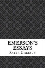 Omslag - Emerson's Essays