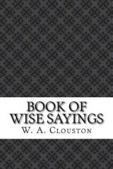 Omslag - Book of Wise Sayings