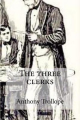 Omslag - The Three Clerks