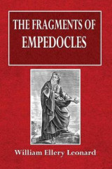Omslag - The Fragments of Empedocles