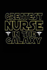 Omslag - Greatest Nurse in the Galaxy