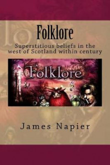 Folklore av James Napier (Heftet)