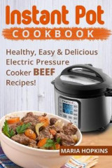 Omslag - Instant Pot Cookbook