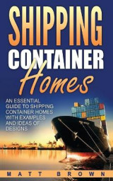 Omslag - Shipping Container Homes