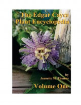 Omslag - The Edgar Cayce Plant Encyclopedia Volume One