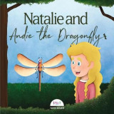Omslag - Natalie and Andie the Dragonfly