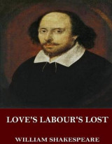Omslag - Love's Labour's Lost
