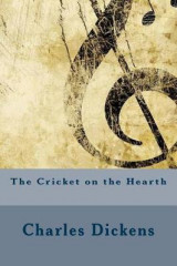 Omslag - The Cricket on the Hearth