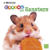 Omslag - Caring for Hamsters: a 4D Book (Expert Pet Care)