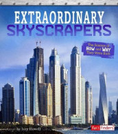 Extraordinary Skyscrapers: The Science of How and Why They Were Built av Sonya Newland (Innbundet)